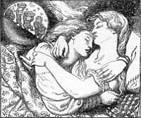 Illustration from 'Goblin Market'